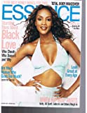 Essence Magazine January, 2005: Vivica Fox;Startling News About Black Love