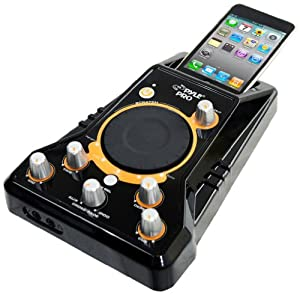 Pyle-Pro PDJSIU100 I Mixer Ipod DJ Player With DJ Scratch And Sound Effects