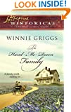 The Hand-Me-Down Family (Love Inspired Historical #28)