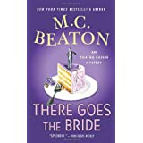 There Goes the Bride: An Agatha Raisin Mysteryby M. C. Beaton
