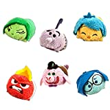 Disney Inside Out Mini Tsum Tsum collection (Set of all 6)