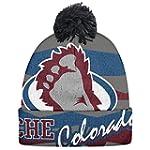 "Colorado Avalanche Reebok NHL ""2 Line..."
