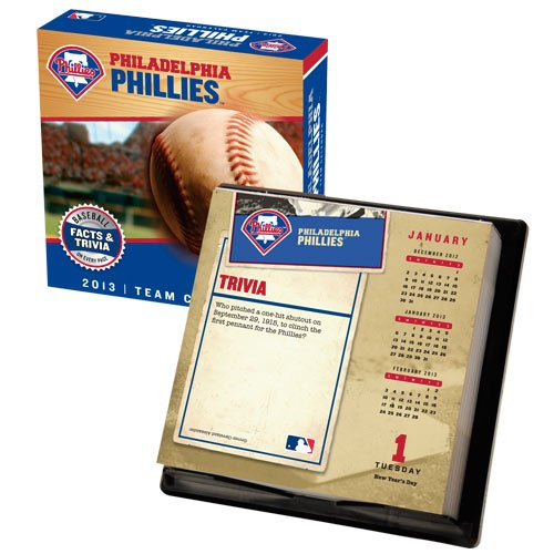 Perfect Timing - Turner 2013 Philadelphia Phillies Box Calendar (8051051) at Amazon.com