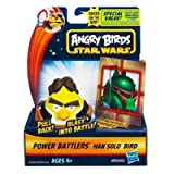Angry Birds Star Wars Power Battlers Han Solo Bird Battler