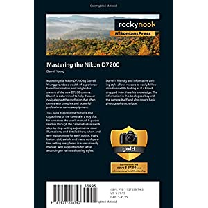 Mastering the Nikon D7200 Livre en Ligne - Telecharger Ebook