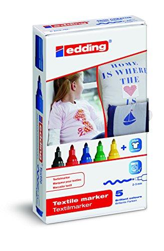 edding-4500-5-s-bolsa-con-5-rotuladores-para-textil