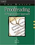 Proofreading:a programmed approach