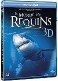 Le monde des requins - Blu-ray 3D active