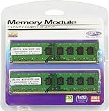 シー・エフ・デー販売 デスクトップ用メモリ DDR3 PC3-12800 CL11 8GB  2枚組み W3U1600F-8GE