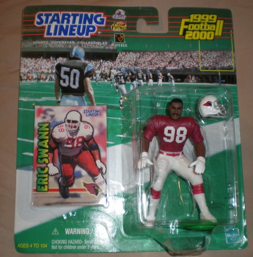 1999 Eric Swann NFL Starting Lineup Figure [Toy]