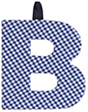 JoJo Maman Bébé B1491 PriB - tela de la letra B, de color primario
