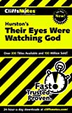 CliffsNotes on Hurstons Their Eyes Were Watching God (Cliffsnotes Literature Guides)