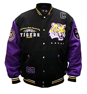 Amazon Com Ncaa Unisex Adult Lsu Tigers Licensed