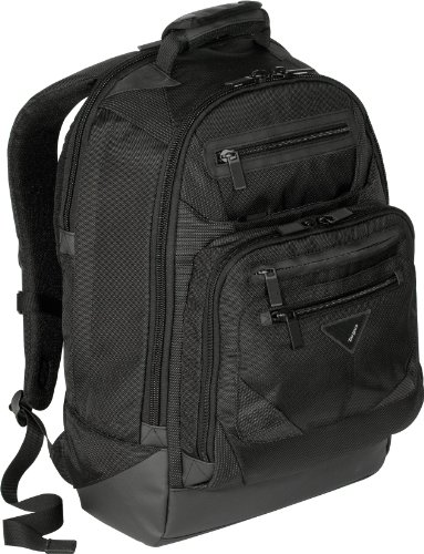 Targus A7 Backpack Designed to Protect 16-Inch Widescreen Laptops TSB167US (Black)