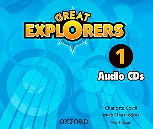 Great Explorers 1: Class CD (2)
