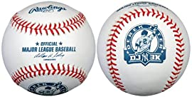 Rawlings Official Derek Jeter 3,000 Hit Commemorative Baseball