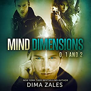 Mind Dimensions, Books 0, 1, & 2 Hörbuch