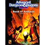 Book of Artifacts (Advanced Dungeons & Dragons/Rulebook)by D. Cook