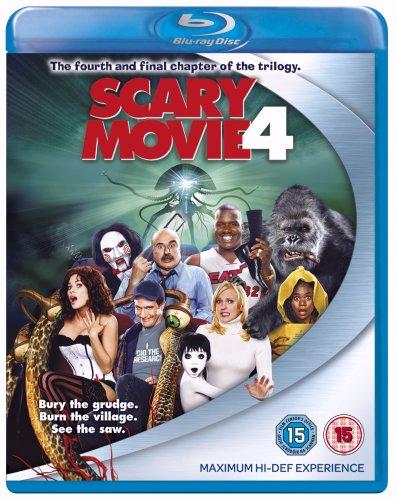 Scary Movie 4 [Unrated] / Очень страшное кино 4 (2006)