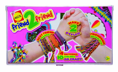 Alex Friend 2 Friend Friendship Bracelet Kit