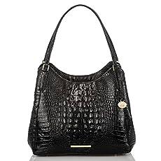 Dayton Shoulder Bag<br>Black Melbourne