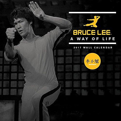 Bruce Lee 2017 Calendar