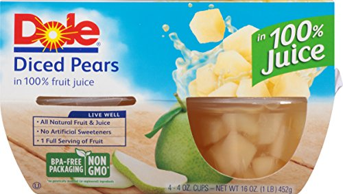 dole-fruit-bowls-diced-pears-in-juice-4-cups-pack-of-24