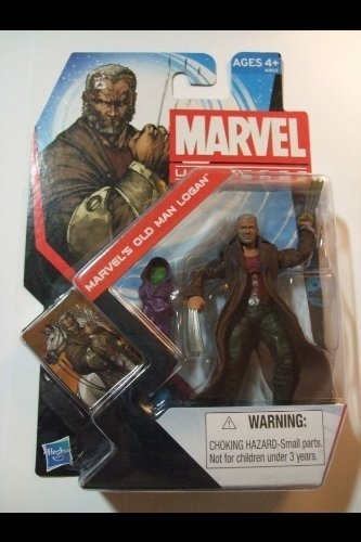 Sdcc 2013 Exclusive OLD MAN Logan with Baby Hulk Marvel Universe Wolverine by Marvel (Marvel Universe Old Man Logan compare prices)