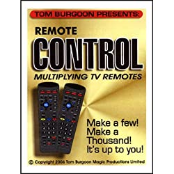 Remote Control Multiplying Tv Remotes By Tom Burgoon Trick