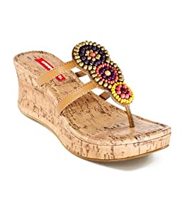 Dorian Wedge Sandals