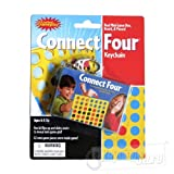 Connect Four Keychain