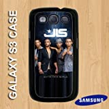 G3-81 - Black - JLS - Boyband Celebrity - Samsung Galaxy S3 Hard Plastic case - Quirky, Novelty, Birthday xmas Gift