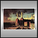 PINK FLOYD ANIMALS A1 SATIN PAPER ART PRINT