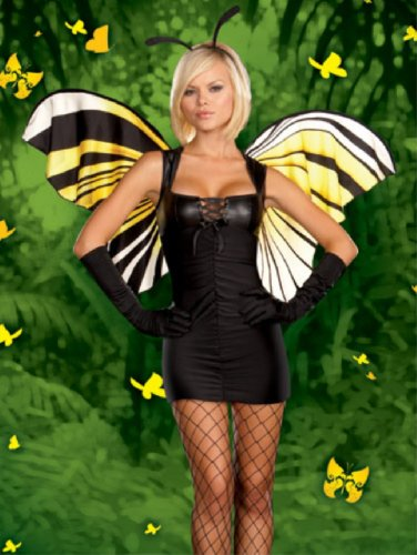 Sexy Mistress Butterfly Adult Costume