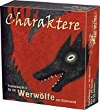 Lui-meme 001821 - Die Werwölfe von Düsterwald - Charaktere von Asmodee Gmbh