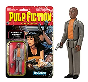 Funko Pulp Fiction Series 2 - Marsellus Wallace ReAction Figure