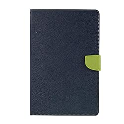 Garmor Mercury Flipcover For Apple iPad Mini 4 Wallet Case Flip High Quality Blue Green Color