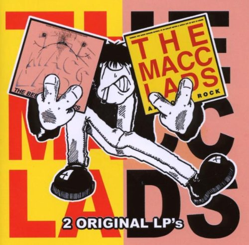 The Macc Lads - The Beer Necessities - Zortam Music