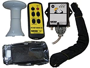 Pump Boss 2 Concrete Pump Radio Remote