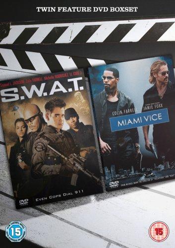 S.W.A.T/Miami Vice [Import anglais]