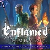 Enflamed: The Pyromancer Trilogy, Book 2 | R.M. Prioleau
