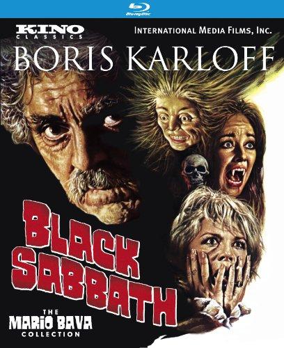 Black Sabbath: Standard Edition Remastered [Blu-ray]