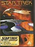 Star Trek - The Collector's Edition - TNG 2 - Code Of Honor, The Last Ooutpost, Where No One Has Gone Before