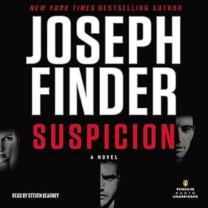 Suspicion | [Joseph Finder]
