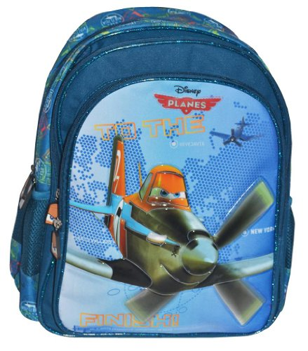 Simba Simba Planes On The Sky Backpack, Multi Color (14-Inch) (Multicolor)