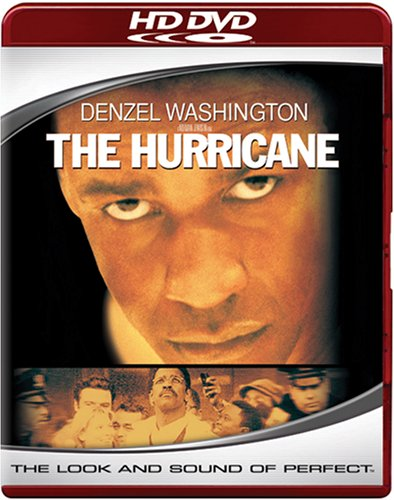 Cover art for  The Hurricane [HD DVD]
