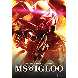 Mobile Suit Gundam: MS Igloo DVD Collection
