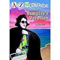 A to Z Mysteries: The Vampire's Vacation Audiobook by Ron Roy Narrated by David Pittu