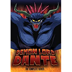 Demon Lord Dante Complete Series
