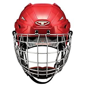 Tour Hockey Spartan Zx Hocley Helmet with Cage by Tour Hockey